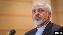 محمدجواد ظریف وزیر امور خارجه ایران - ۲۴ تیر ۱۳۹۴