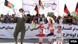 قرار است فردا، جنبش روشنایی تظاهراتی را به هدف تغییر تصمیم حکومت دربارۀ انتقال برق ترکمنستان در کابل راهاندازی کند.