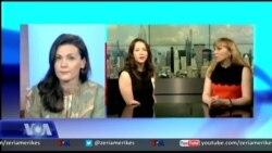 Intervistë me Hana Qerimin dhe Melita Ymeraga