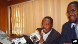 Sergio Raimundo, Advogado de defesa do comandante da polícia de Luanda