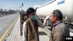 ڈائریکٹر جنرل محکمہ صحت شاکر بلوچ کے مطابق ایران سے آنے والے مسافروں کی مکمل اسکریننگ کی جائے گی۔