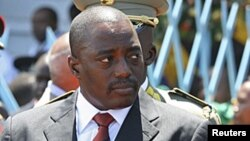 Presidente do Congo Joseph Kabila