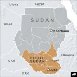 نهتهوه یهکگرتووهکان دهڵێت ههڵمهتێـکی کۆمهکی مرۆیی بۆ ناوچهی جۆنگلێی باشور سودان دهسـتپـێـکردووه