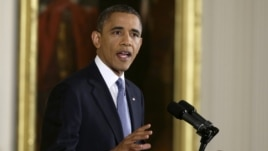 President Barack Obama at White House news conference Nov. 14, 2012