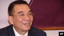 林毅夫,世界银行副行长,兼首席经济学家