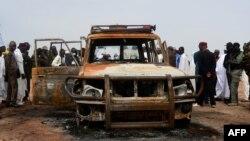Ataque no Níger (Foto de Arquivo)