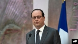 François Hollande, Paris, le 20 mars 2017