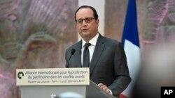 Presiden Perancis Francois Hollande melakukan kunjungan ke beberapa negara Asia, termasuk Malaysia dan Indonesia (foto: dok).
