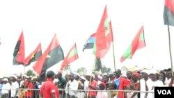 Bandeiras Unita MPLA