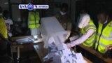 VOA60 AFIRKA: A Jamhuriyar Nijar Jami'an Hukumar Zaben Na Ci Gaba Da Kilga Kuri'u Zagaye Na Biyu