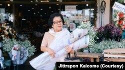 Ninlawan Pinyo, a business woman in Chiang Mai, Thailand, is the subject of Yai Nin, a short documentary by her grandson, Champ Ensminger.
