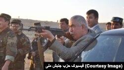 دوستم گفته است که ریشۀ طالبان را از شمال بر می چیند