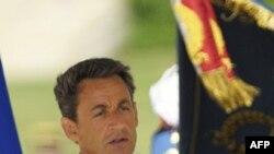 Tổng Thống Sarkozy đề nghị sử dụng tài sản tịch thu từ các tay buôn lậu ma túy để tài trợ các hoạt động chống ma túy