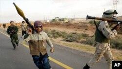لیبیا میں باغیوں نے برطانوی فوجیوں کو حراست میں لے لیا: رپورٹ