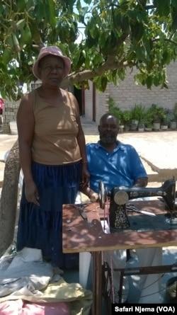 Taropafadzwa's grandparents