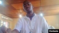 Estudante Antunes Prata, Angola