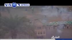 VOA60 Africa 14 Agosto 2013