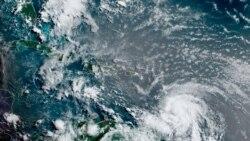 加勒比颶風繼續向北挺進