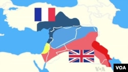 Middle East geopolitics