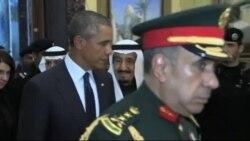 دیدار ملک سلمان با اوباما؛ محور مذاکرات، توافق اتمی و وضعیت خاورمیانه