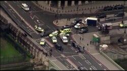 Súng nổ Quốc hội Anh