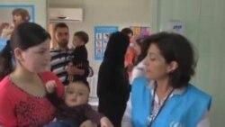 کودکان در خطر ابتلا به فلج اطفال