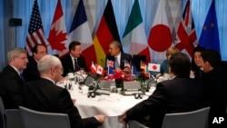 باراک اوباما از اروپا میخواهد که تعزیرات بر روسیه را افزایش دهد