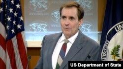 Juru bicara Deplu AS John Kirby mengatakan Iran diperkirakan akan diundang dalam pertemuan membahas Suriah di Wina, Austria (foto: dok).