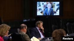 Seanca dëgjimore në Senat