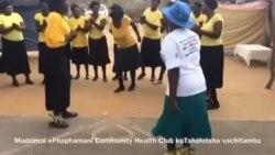 Mamwe Madzimai Vari mu Chirongwa Chezve hutsanana kuTsholotsho Ofadza Vazhinji