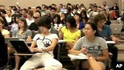 Αυξάνεται ο αριθμός των αλλοδαπών φοιτητών που σπουδάζουν σε Αμερικανικά πανεπιστήμια