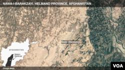 Nawa-i-Barakzayi district, Afghanistan