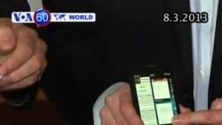 Blackberry ra mắt điện thoại Z10 (VOA60)