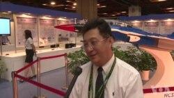 中科院张组长谈新型高教机用途原声视频