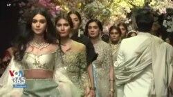 هفته مد پاکستان با حضور مدلها