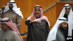 Bộ trưởng Nội Vụ Kuwait Sheikh Jaber al-Khaled al-Sabah