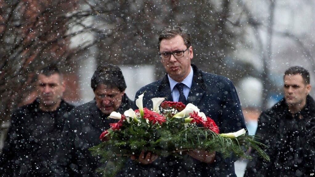 Presidenti serb po qëndron në Kosovë pas vrasjes së politikanit lokal serb