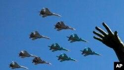 Los extremistas perdieron terreno como consecuencia de los bombardeos rusos.