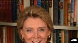 Губернатор штату Вашингтон Крістін Ґреґуар.