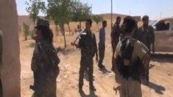 حضور داوطلبان غربی در جنگ علیه داعش در سوریه