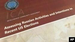 بخشی از گزارش جامعه اطلاعاتی آمریکا درباره تلاش روسیه برای تاثیرگذاری در انتخابات ریاست جمهوری ۲۰۱۶ که از طبقه بندی خارج شده است