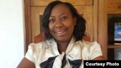 Ms. Busi Mhlanga is now back in Zimbabwe.