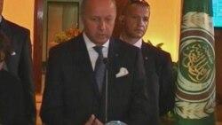 سفر وزير امورخارجه فرانسه به مصر