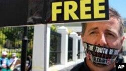 Sul-africanos organizam campanhas contra a Lei de Segredo de Estado