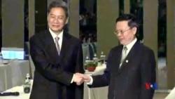 2014-06-25 美國之音視頻新聞: 中國國台辦主任張志軍抵達台灣