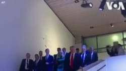 ԱՄՆ-ի նախագահը եզրափակել է Համաշխարհային տնտեսական ֆորումի շրջանակներում Դավոս կատարած իր ուղևորությունը