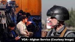 افغانستان د نړۍ یو له هغو هېوادونو څخه دی چې خبریالان په کې خوندي نه گڼل کیږي