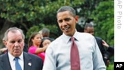 奥巴马将到丹麦为芝加哥申办奥运游说