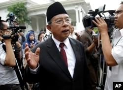 Menteri Koordinator Bidang Perekonomian RI, Darmin Nasution. (Foto: dok).