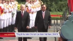 Lào không còn là 'sân sau' của Việt Nam?